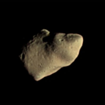 Asteroids : Gaspra