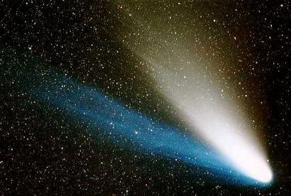 Comets : Hale Bopp