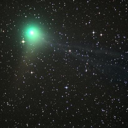 Comets : Machholz