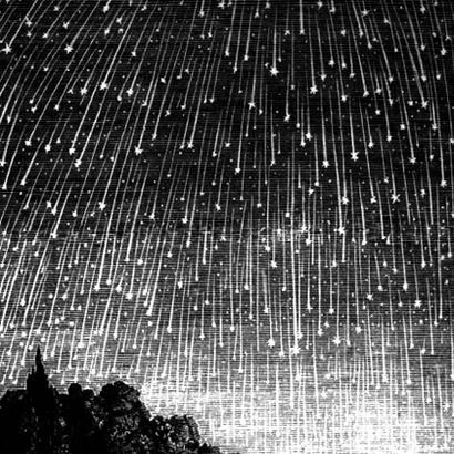 Meteor Showers - Our Solar System