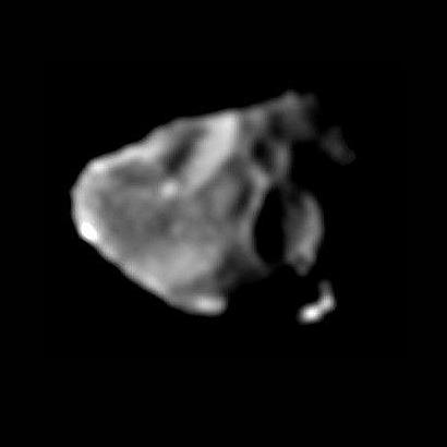 Moons : Amalthea