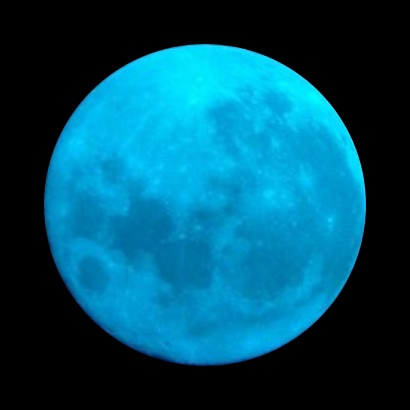 Moons : Blue Moon