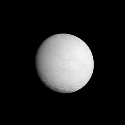 Moons : Enceladus