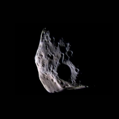 Moons : Epimetheus