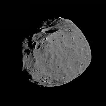 Moons : Phobos