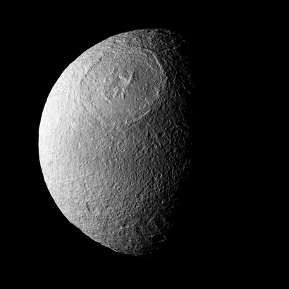 Moons : Tethys