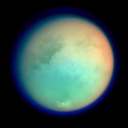 Moons : Titan