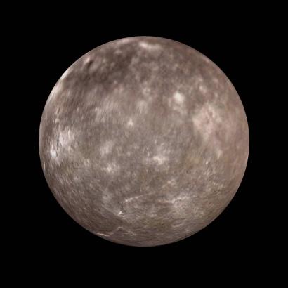 Moons : Titania