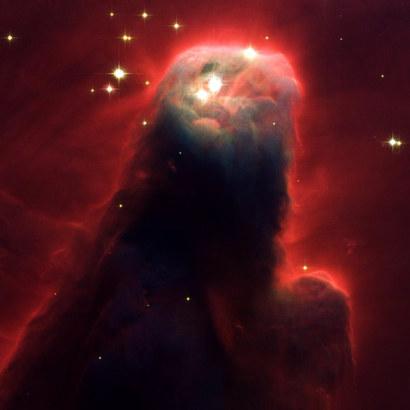 Nebulae : Cone Nebula