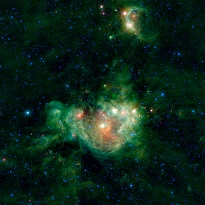 Nebulae : Ngc 2174