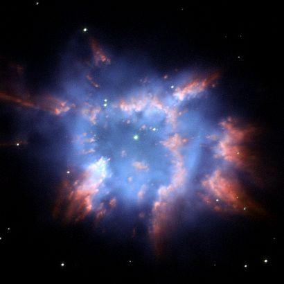 Nebulae : Ngc 6326