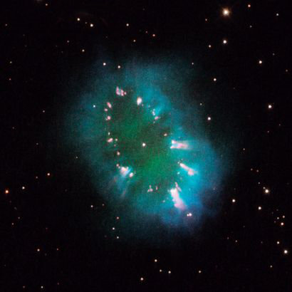 Nebulae : Necklace Nebula