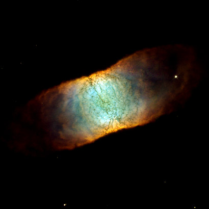 Nebulae : Retina Nebula