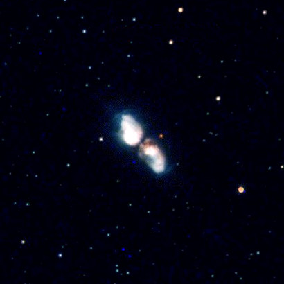 Nebulae : Silkworm Nebula