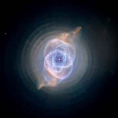 Nebulae : Cats Eye Nebula Ngc 6543