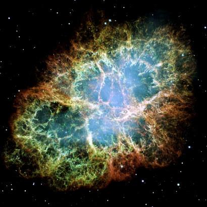 Nebulae : Crab Nebula M1