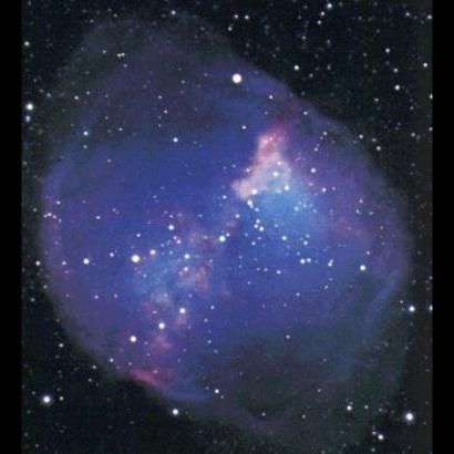Nebulae : Dumbbell Nebula M27