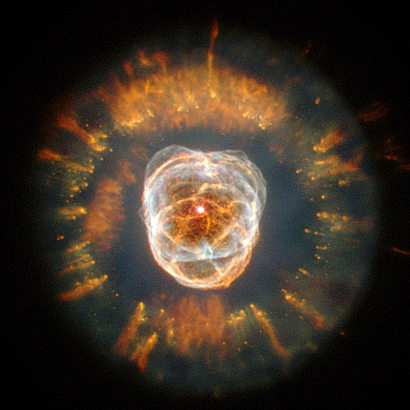 Nebulae : Eskimo Nebula Ngc 2392