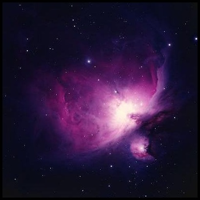 Nebulae : Orion Nebula M42