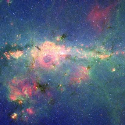 Nebulae : Peony Nebula Wr 102ka