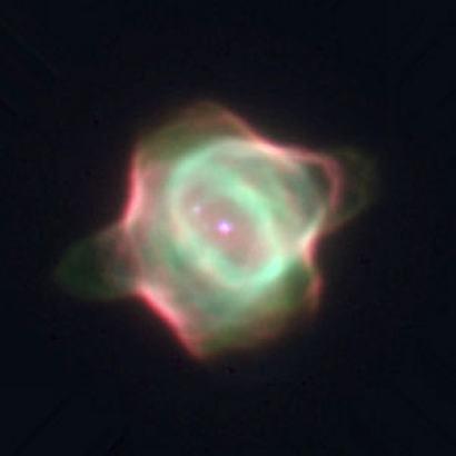 Nebulae : Stingray Nebula Hen 1357