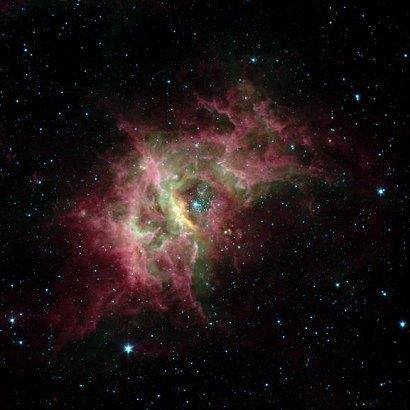 Nebulae : Trifid Nebula