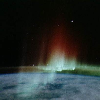 Phenomena : Aurora Australis