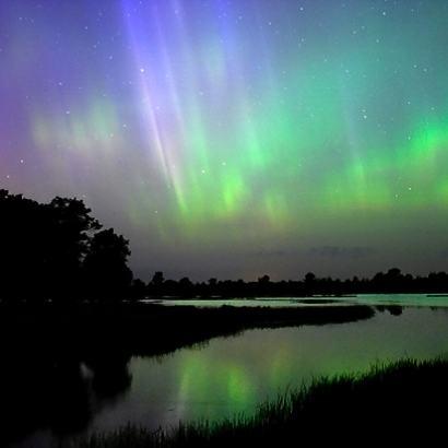 Phenomena : Aurora Borealis