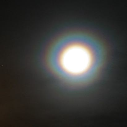 Phenomena : Lunar Corona