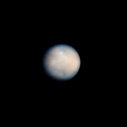 dwarf planets at night - photo #16
