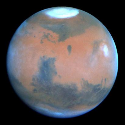Planets : Mars