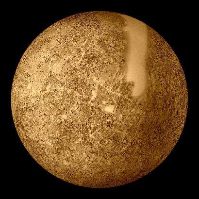 Planets : Mercury
