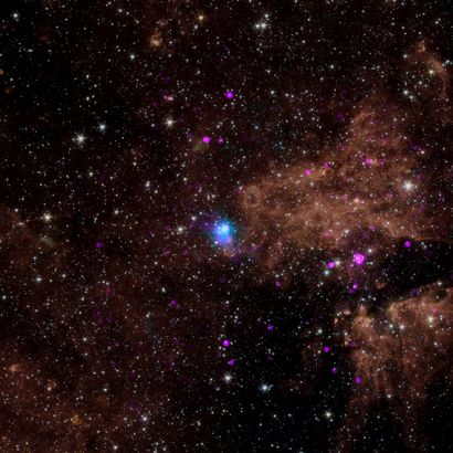 Pulsars : Psr J1640 4631