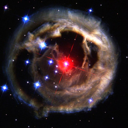 Stars : V838 Monocerotis