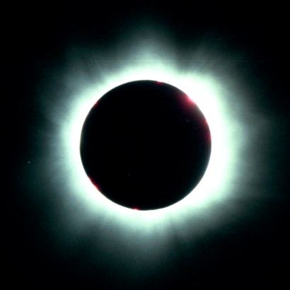 Sun : Solar Eclipse