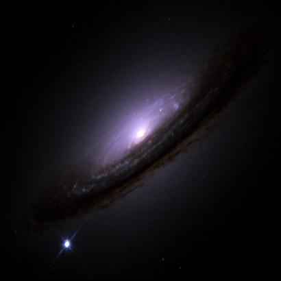 supernova in the night sky - photo #23