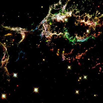 supernova in the night sky - photo #43